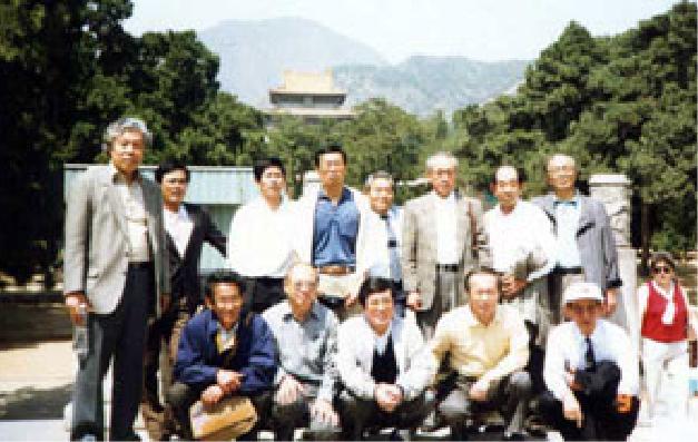中国人研修生受入事業