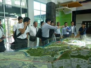 グリーンクラブ主催で「シンガポールビジネス視察研修旅行」を実施