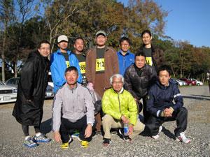 第33回江東シーサイドマラソン大会に参加