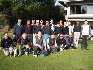 第136回製友会ゴルフコンペ開催