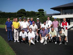 第140回製友会ゴルフコンペ開催