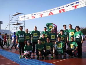 第34回江東シーサイドマラソン大会に参加