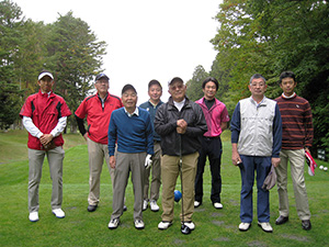 「再」第144回製友会ゴルフコンペ開催