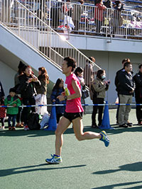 第35回江東シーサイドマラソン大会に参加