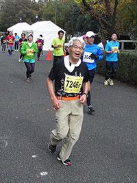 第36回江東シーサイドマラソン大会に参加