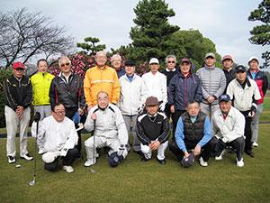 第150回記念製友会ゴルフコンペを開催