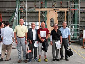 第20回木造耐力壁ジャパンカップ トーナメント準優勝