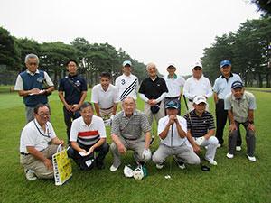 第153回製友会ゴルフコンペ開催