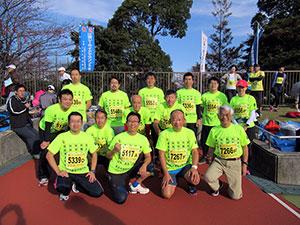 第37回江東シーサイドマラソン大会に参加