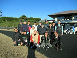 第154回製友会ゴルフコンペ開催