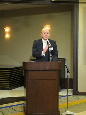 平成30年度東京木場製材協同組合新年顔合せ会