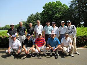 第155回製友会ゴルフコンペ開催