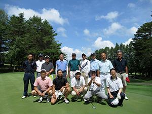 第156回製友会ゴルフコンペ開催