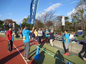 第38回江東シーサイドマラソン大会に参加