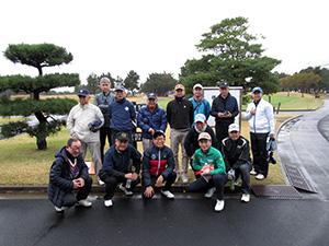 第158回製友会ゴルフコンペ開催