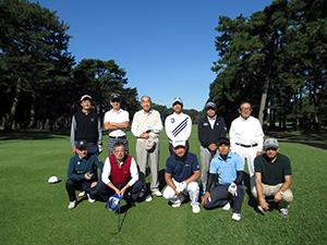 第162回製友会ゴルフコンペ開催