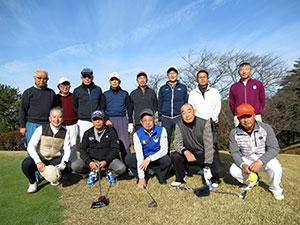 第163回製友会ゴルフコンペ開催
