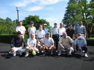 第164回製友会ゴルフコンペ開催