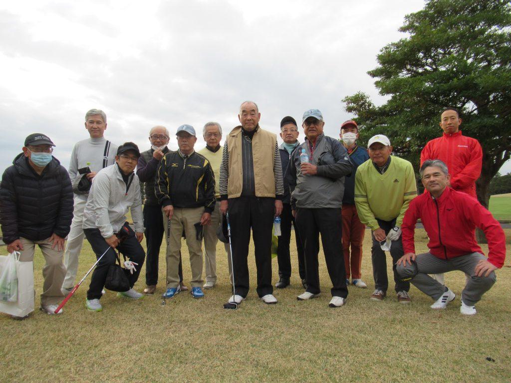 第167回製友会ゴルフコンペ開催